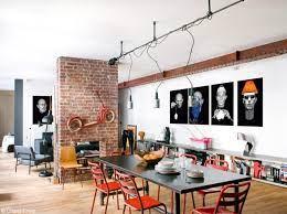 104 Urban Loft Interior Design Modern Goes From Paris To New York