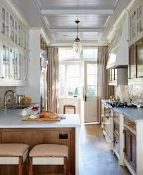 kitchen galley kitchen layouts with peninsula galley kitchen