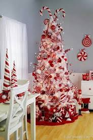 Candy Christmas Tree Pretty Trees Themes Cane
