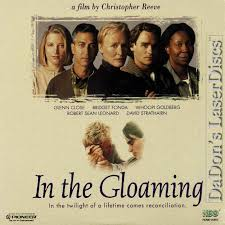 In The Gloaming Rare LaserDisc NEW Close Fonda Goldberg Drama