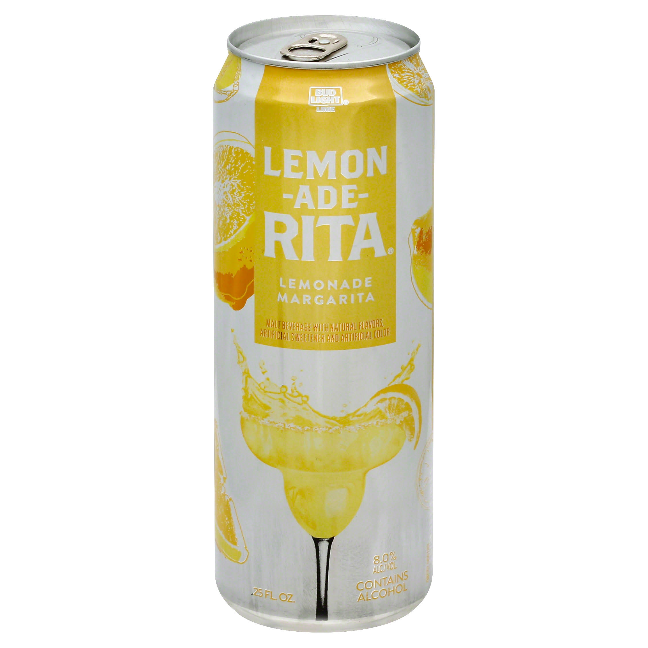Bud Light Lime Lemon-Ade-Rita Can - 25Oz
