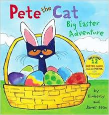 pete the cat books 25 best easter children s books simplycircle
