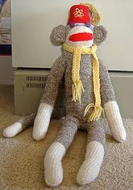 March 7 Sock Monkey Day