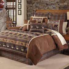 Simple forter Sets Clearance Rustic Bedding Cabin Place