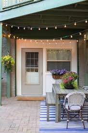 Best 25+ Patio String Lights Ideas On Pinterest | Patio Lighting ... Outdoor String Lights Patio Ideas Patio Lighting Ideas To Light How To Hang Outdoor String Lights The Deck Diaries Part 3 Backyard Mekobrecom Makeovers Decorative 28 Images 18 Whimsical Hung Brooklyn Limestone Tips Get You Through Fall Hgtvs Decorating 10 Ways Amp Up Your Space With Backyards Ergonomic Led Best 25 On Pinterest On