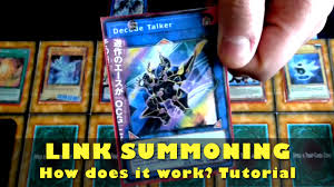 Orichalcos Deck Legacy Of The Duelist by Link Summon Tutorial How The Upcoming Yugioh Summoning Method