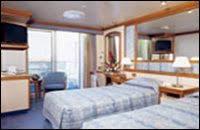 Ruby Princess Baja Deck Plan by Caribbean Princess Cruise Ship Cabin Categories On Cruise Critic