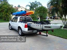 100 Truck Bed Extender Kayak Hobie Forums View Topic Transporting PA12 In Truck Bed