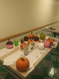 Ohio State Pumpkin Designs by An Extra Festive Halloween Buckeyes Blog