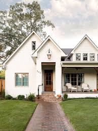 100 Outside House Design White Brick Exterior S Paint Colors For