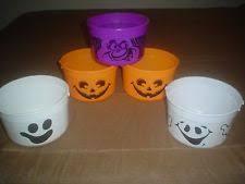 Mcdonalds Halloween Buckets by Mcdonalds Halloween Bucket Ebay