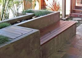 modern outdoor storage bench 50 awesome storage bench design for