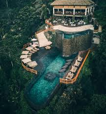 100 Hanging Garden Hotel Infinity Luxury Of Bali Ultimate