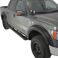 F-150 Pocket Fender Flare Set 2009-2014 | CJ Pony Parts Aev Ram High Mark Front Fender Flares Free Shipping T5i G2 Pockrivet Truck Hdware Egr Bolton Look Matte Black Toyota Hilux Bushwacker Pocket Style Set Of 4 Custom 52017 F150 Raptor Bolton Addicts Shopeddies 2093182 Boss Rough Country Flat Ff511 Fender Flares Bushwacker Pocket Style Vw Amarok Wrivets For 0917 Dodge 1500 201415 Sca Gmc Pocketstyle Performance