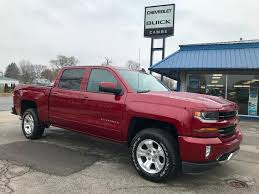 100 Select Truck The New Chevrolet Silverado 1500 In Knox