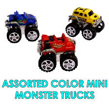 Amazon.com: Mini Pull Back Monster Truck Toy Set - Assorted Pack Of ... Thesis For Monster Trucks Research Paper Service Big Toys Monster Trucks Traxxas 360341 Bigfoot Remote Control Truck Blue Ebay Lights Sounds Kmart Car Rc Electric Off Road Racing Vehicle Jam Jumps Youtube Hot Wheels Iron Warrior Shop Cars Play Dirt Rally Matters John Deere Treads Accsories Amazoncom Shark Diecast 124 This 125000 Mini Is The Greatest Toy That Has Ever