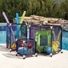 Luxury Pool Float Rack Organizer P72 In Wow Furniture Home Design