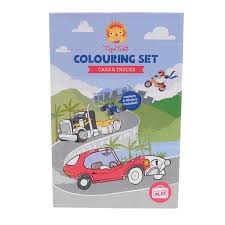 100 Buy Trucks Online Tiger Tribe Cars Colouring Set Toys At IhartTOYS