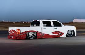 100 Body Dropped Trucks Custom 2014 GMC Sierra SLT Is A Dream Come True Motor Trend