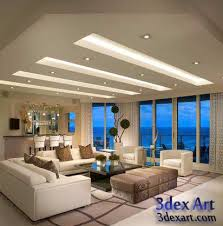 false ceiling designs for living room and 2018