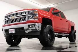 100 4x4 Lifted Trucks For Sale Used 2015 Chevrolet Silverado 1500 LT Crew Cab 4X4 Camera