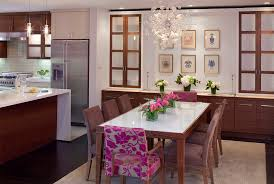 Diy Built In Buffet Dining Room Contemporary With Dining Hutch