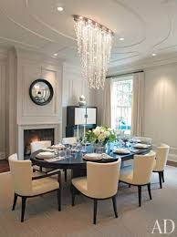 Georgian Dining Room by Arcadian Lighting On Their Favourite Georgian Style Rooms