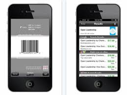 eBay adds QR Code scanning to RedLaser Barcode Scanning iPhone App