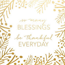 So Many Blessings Be Thankful Everyday Free Printable QuotesPrintable Wall
