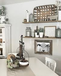 See This Instagram Photo By Simplyshannahome O 297 Likes Kitchen Shelf DecorWall