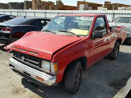 100 1991 Nissan Truck 1N6SD11S7MC368874 RED NISSAN TRUCK SHOR On Sale In CA