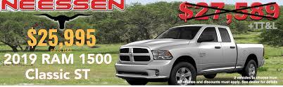100 Texas Truck Deals Dodge Dealership Used Jeep Dealer In Kingsville TX Neessen