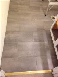 how to install peel and stick vinyl flooring an existing