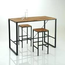 tables hautes cuisine piatement de table haute tables hautes cuisine table de bar haute