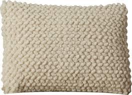 Decorative Lumbar Throw Pillows by Siegel Wool Lumbar Pillow U0026 Reviews Allmodern