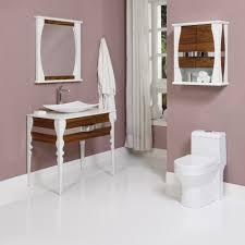 Where Are Decolav Sinks Made by Art Decolav Natasha Modern White Bathroom Vanity