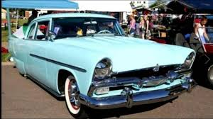 Classic Cars From The 40s 50s And 60s