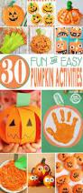Smashing Pumpkins Snail by 30 Easy Pumpkin Activities Kids Activities