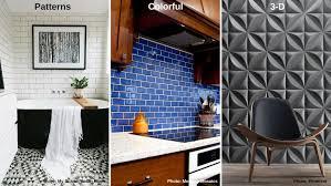 15 totally trending tiles