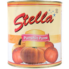 Freeze Pumpkin Puree From Can by 100 Pure Canned Pumpkin 10 Can Pumpkin Filling