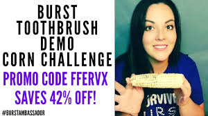 BURST Toothbrush Review + BURST Promo Code - Toothbrush Life Frequency Burst 2018 Promo Code Skip The Line W Free Rose Gold Burst Toothbrush Save 30 With Promo Code Weekly Promotions Coupon Codes And Offers Flora Fauna 25 Off Orbit Black Friday 2019 Coupons Toothbrush Review Life Act A Coupon For Ourworld Coach Factory Online Zone3 Seveless Vision Zone3 Activate Plus Trisuits Man The Sonic Burstambassador Sonic Cnhl 2200mah 6s 222v 40c Rc Battery 3399 Price Ring Ninja Codes Refrigerator Coupons Home Depot Pin By Wendy H On Sonic Toothbrush Promo Code 8zuq5p