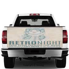 100 Old Nissan Trucks Amazoncom SoSung Indie Vinyl Wall StickersRetro Night