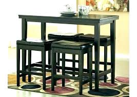 Kitchen Bistro Table Chairs Bar Style Sets Pub Dining Room Tables
