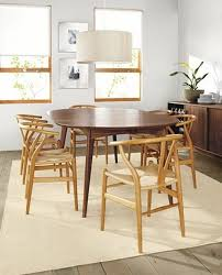 20 Room And Board Dining Chairs Ventura Table Wishbone By R B Modern