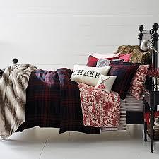 Cozy Merry Plaid Duvet Cover Set Bed Bath & Beyond