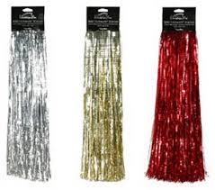 Gold Christmas Tree Tinsel Icicles by 36 Pack Dyno Ultimate Faceted Icicles 500 Strand 595219 5000cc