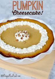 Skinnytaste Pumpkin Pie by Pumpkin Cheesecake Other Holiday Recipes 100 Days Of Real Food