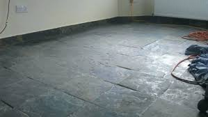 Slate Bathroom Floor Tiles Stone Cleaning Astonishing On Throughout Tile