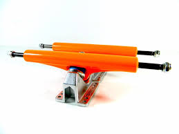 100 Gullwing Charger Trucks Buy II 10 183mm Orange Longboard Online
