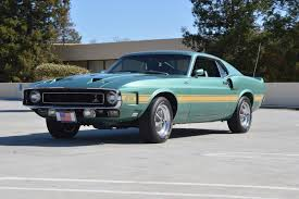 100 1969 Ford Truck For Sale PreOwned Shelby GT500 Fastback 500th GT500 Made Serial